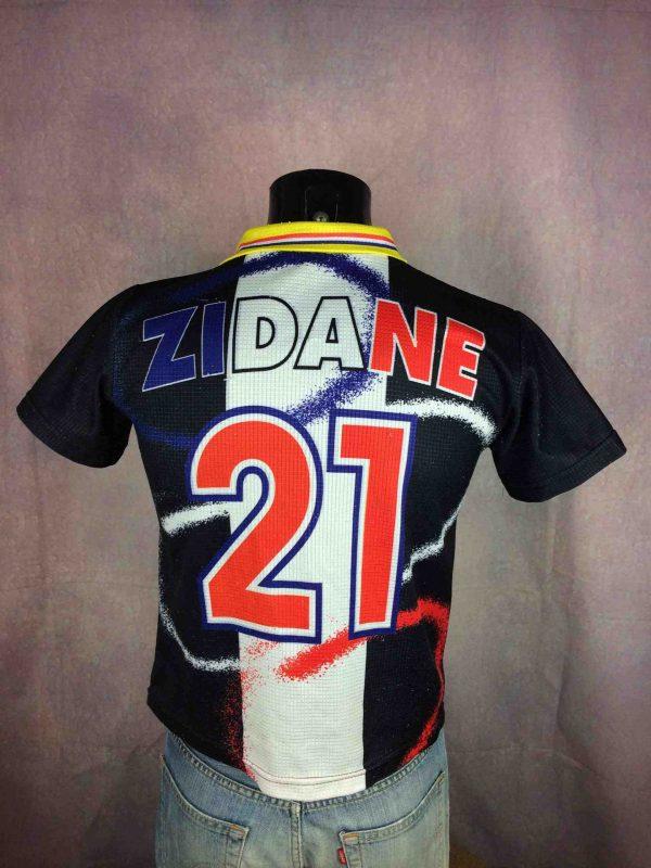 ZIDANE Jersey 21 Official ZZ 1998 Juventus Gabba Vintage 1 scaled - ZIDANE Jersey #21 Official ZZ 1998 Juventus