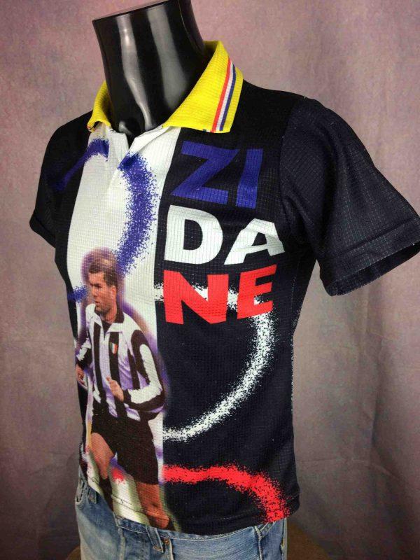 ZIDANE Jersey 21 Official ZZ 1998 Juventus Gabba Vintage 3 scaled - ZIDANE Jersey #21 Official ZZ 1998 Juventus