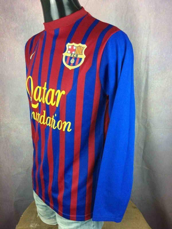 s l1600 2 1 - BARCELONA FC Jersey Messi Home 2011 Replica