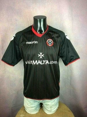 SHEFFIELD UNITED FC Jersey Away Macron