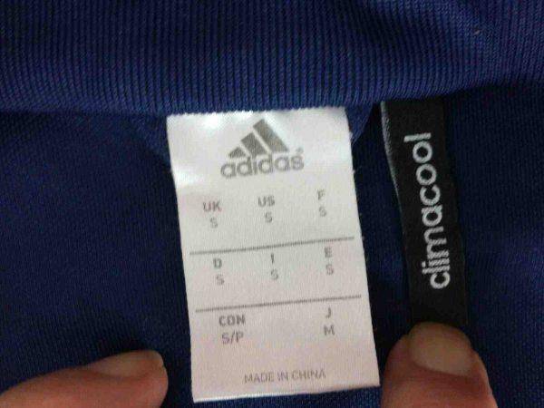 s l1600 3 - LYON Training Sweatshirt Adidas 2014 OL