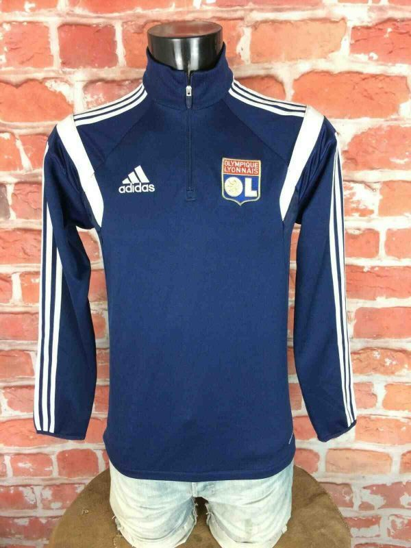 LYON Training Sweatshirt Adidas 2014 OL - Gabba Vintage