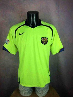 RONALDINHO Jersey #10 Away FCB Neon Replica