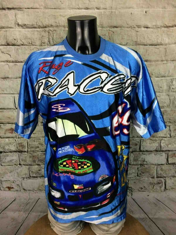 69 RACER T-Shirt Vintage 00s Racing Motors - Gabba Vintage (1)