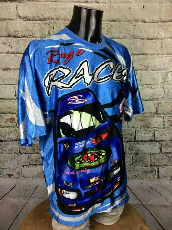 69 RACER T Shirt Vintage 00s Racing Motors Gabba Vintage 2 - 69 RACER T-Shirt Vintage 00s Racing Motors