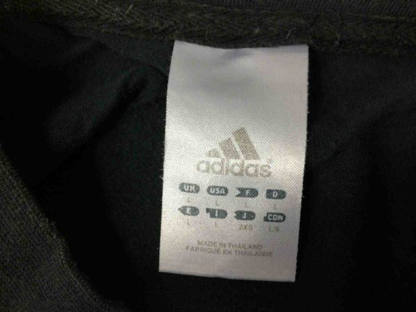ADIDAS T Shirt Barricade 2005 Vintage Sneakers Gabba.. 5 - ADIDAS T-Shirt Barricade 2005 Vintage Sneakers