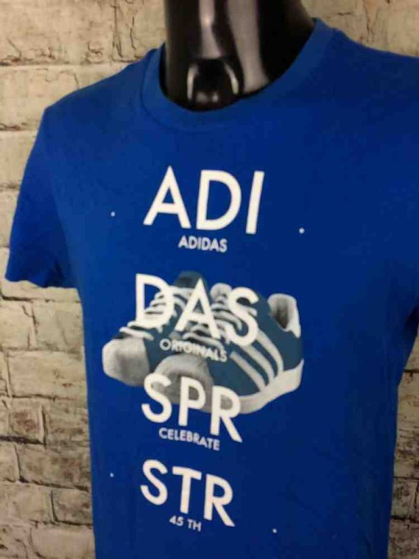 ADIDAS T-Shirt Celebrate 45th 1969 SPR STR - Gabba Vintage