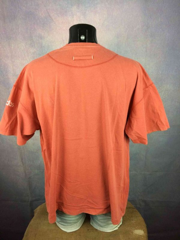 ADIDAS T Shirt Olympic Centennial Collection Gabba Vintage 4 - ADIDAS T-Shirt Olympic Centennial Collection