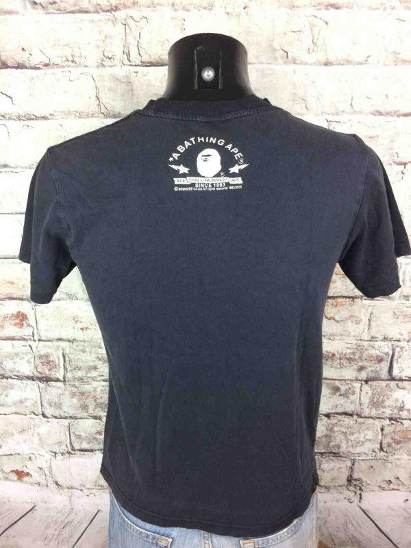 BAPE x SPONGEBOB T Shirt Ape Made in Japan Gabba Vintage 4 - BAPE x SPONGEBOB T-Shirt Ape Made in Japan