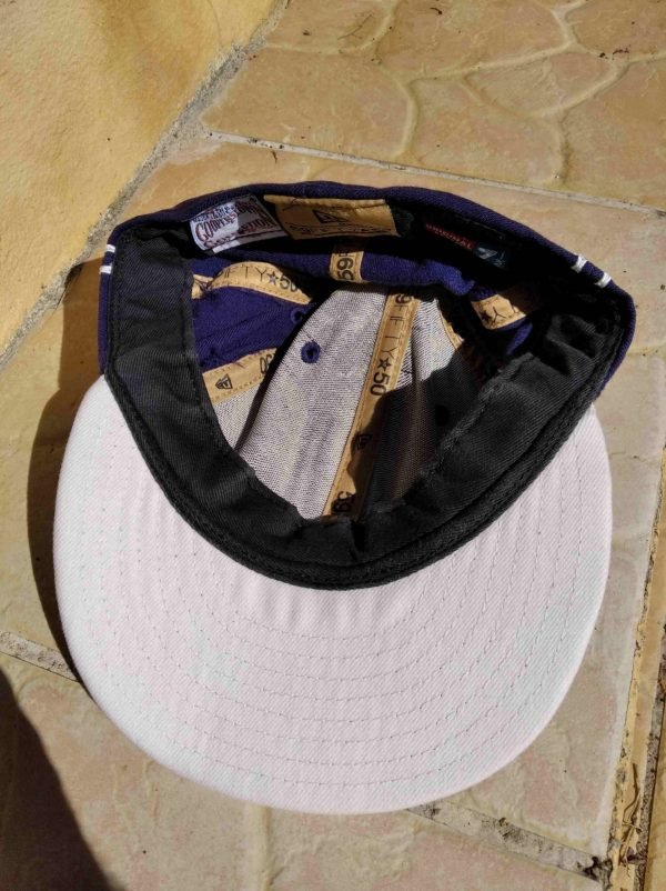 CHICAGO CUBS Casquette Vintage Made in USA Gabba Vintage 1 scaled - CHICAGO CUBS Casquette Vintage 80 Made in USA