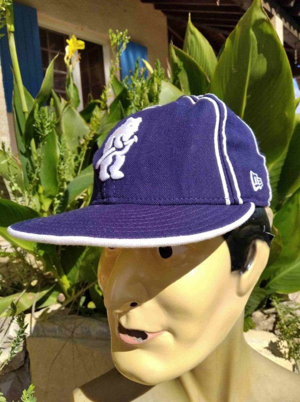 CHICAGO CUBS Casquette Vintage Made in USA Gabba Vintage 3 scaled - CHICAGO CUBS Casquette Vintage 80 Made in USA