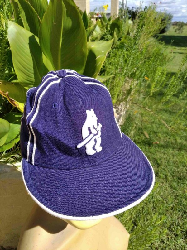 CHICAGO CUBS Casquette Vintage Made in USA Gabba Vintage 6 scaled - CHICAGO CUBS Casquette Vintage 80 Made in USA