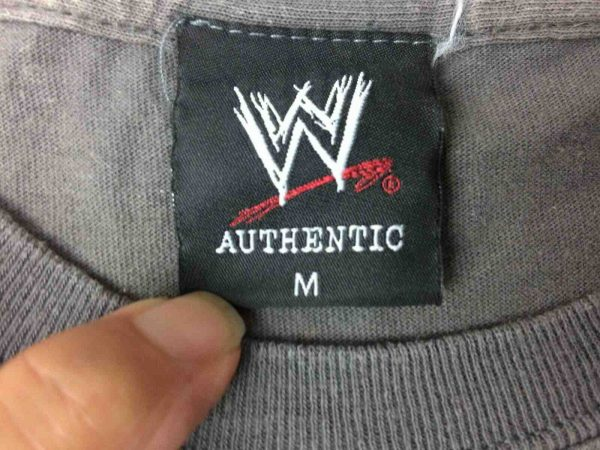 CM PUNK T Shirt In Punk We Trust WWE 2011 Gabba Vintage 1 - CM PUNK T-Shirt In Punk We Trust  WWE 2011