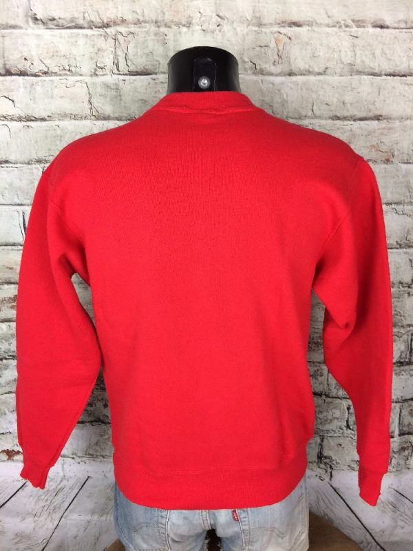 COSTA CROCIERE Sweatshirt Vintage Made in USA Gabba.. 4 - COSTA CROCIERE Sweatshirt Vintage Made in USA