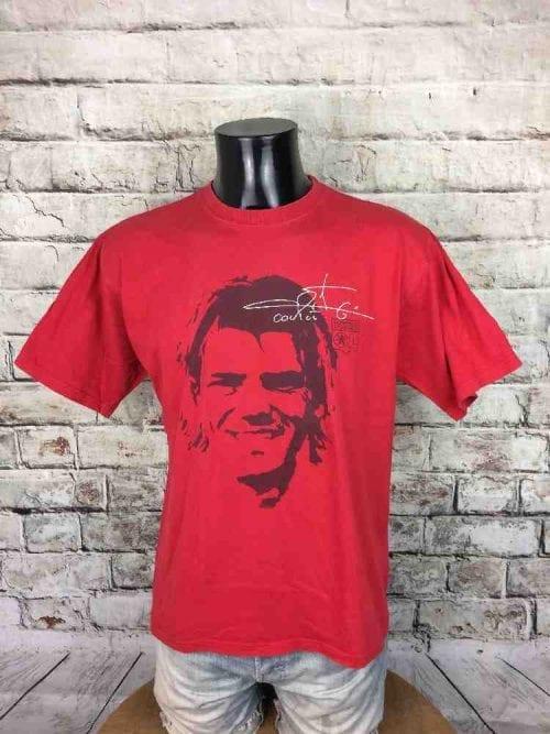 COUPET T-Shirt Olympique Lyon Vintage 00s - Gabba Vintage