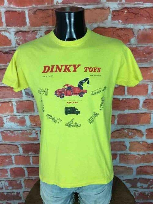 DINKY TOYS T-Shirt Marque Déposée Meccano - Gabba Vintage