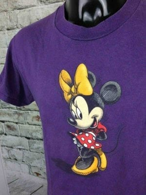 DISNEY-STORE-T-Shirt-Minnie-Made-in-USA-_57