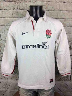 ENGLAND Maillot Vintage 1999 2001 Nike Team - Gabba Vintage