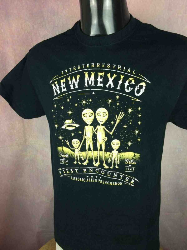 EXTRATERRESTRIAL NEW MEXICO T-Shirt Roswell - Gabba Vintage (2)