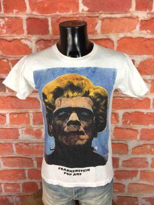 FRANKENSTEIN T-Shirt Pop Art Araina Marylin - Gabba Vintage