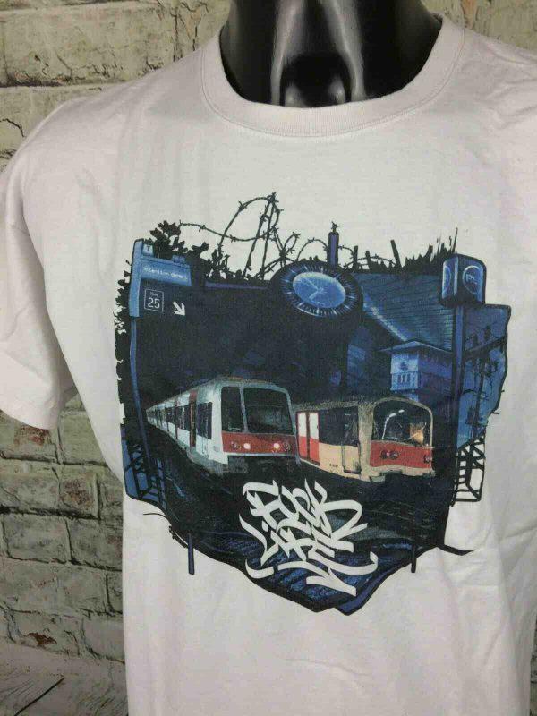 FUCK LIFE T-Shirt Hip Hop Rap Streetwear - Gabba Vintage (1)