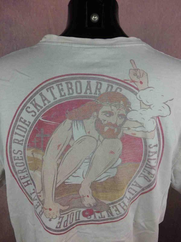 JACKER T Shirt Cover Series Dope Skateboard Gabba Vintage 3 - JACKER T-Shirt Cover Series Dope Skateboard