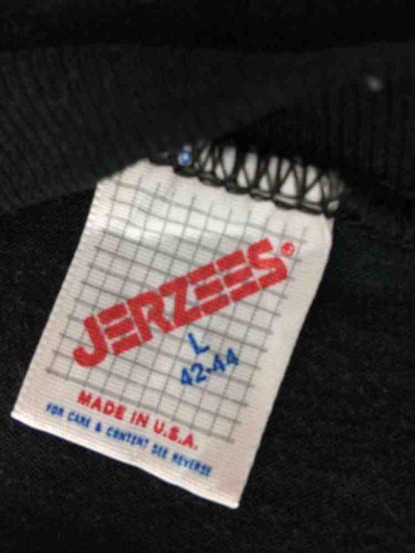 JERZEES T Shirt Cannolis Vintage 1987 USA Gabba Vintage 1 - JERZEES T-Shirt Cannolis Vintage 1987 USA