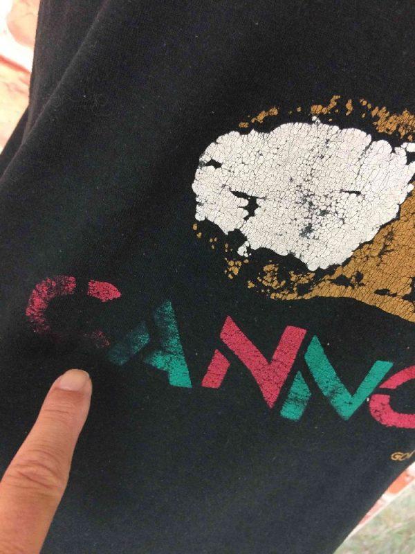JERZEES T Shirt Cannolis Vintage 1987 USA Gabba Vintage 3 - JERZEES T-Shirt Cannolis Vintage 1987 USA
