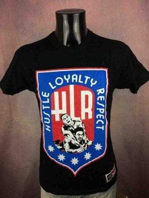 JOHN CENA T-Shirt Hustle Loyalty Respect WWE