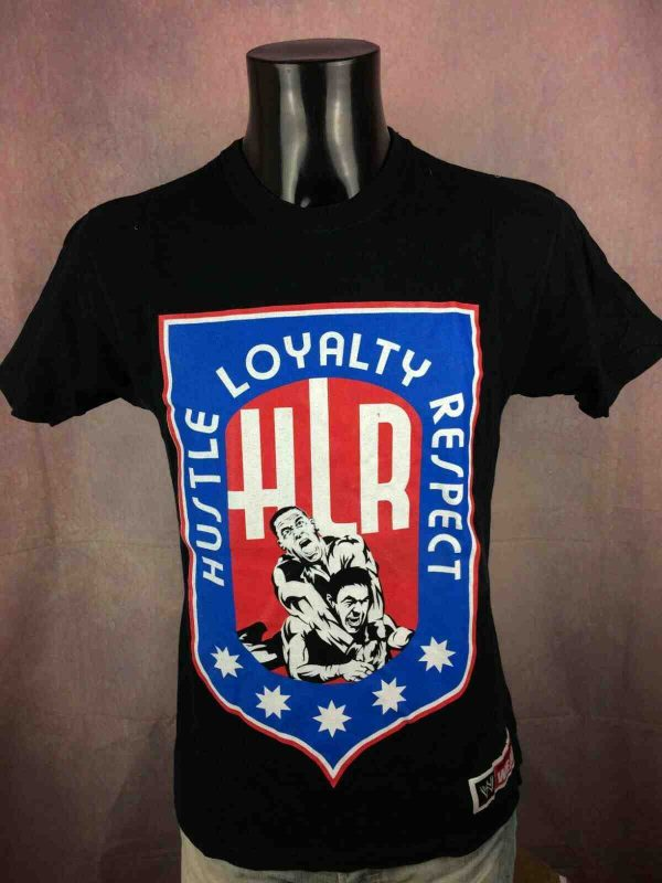 JOHN CENA T-Shirt Hustle Loyalty Respect WWE