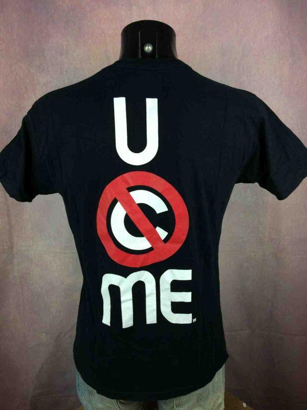 JOE CENA T Shirt Hustle Loyalty Respect WWE Gabba Vintage 4 - JOHN CENA T-ShirtHustle Loyalty Respect WWE