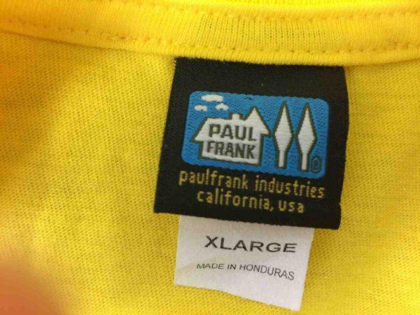 JOHN DEERE T Shirt Paul Frank Tracteur Rock Gabba Vintage 4 - JOHN DEERE T-Shirt Paul Frank Tracteur Rock