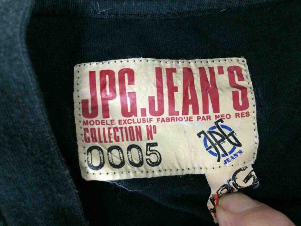JPG Jeans T Shirt Collection N°0005 Gaultier Gabba Vintage 4 - JPG Jeans T-Shirt Collection N°0005 Gaultier