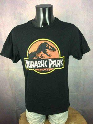 JURASSIC PARK T-Shirt 25th Anniversary Logo - Gabba Vintage (1)