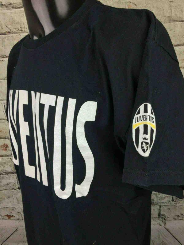 JUVENTUS T Shirt Made in Italy Vintage 2007 Gabba Vintage 3 - JUVENTUS T-Shirt Made in Italy Vintage 2007