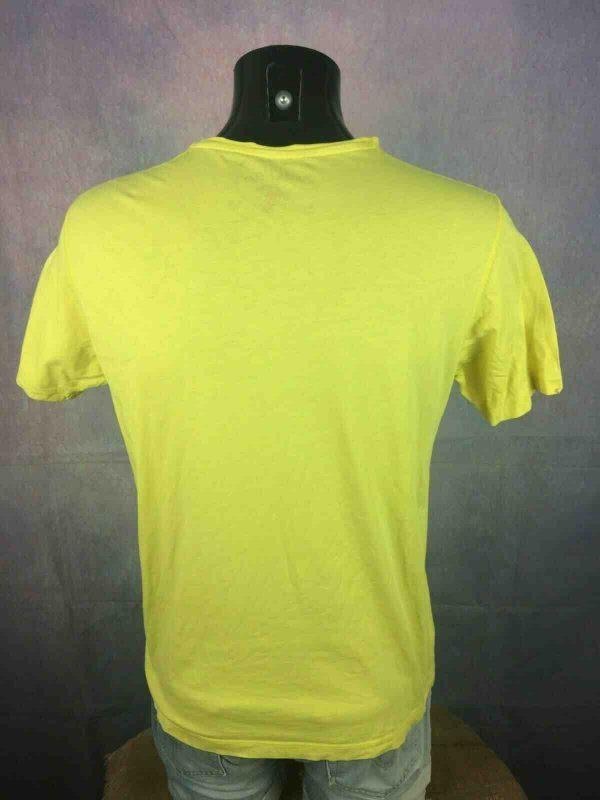 KEITH HARING T Shirt Whassup Fondation Art Gabba Vintage 1 - KEITH HARING T-Shirt Whassup Fondation Art