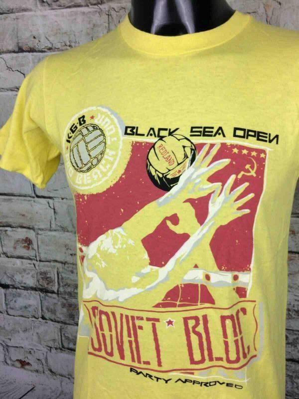 KGB PRO BEACH TOUR T Shirt Vintage 90s Hanes Gabba Vintage 2 - KGB PRO BEACH TOUR T-Shirt Vintage 90sHanes