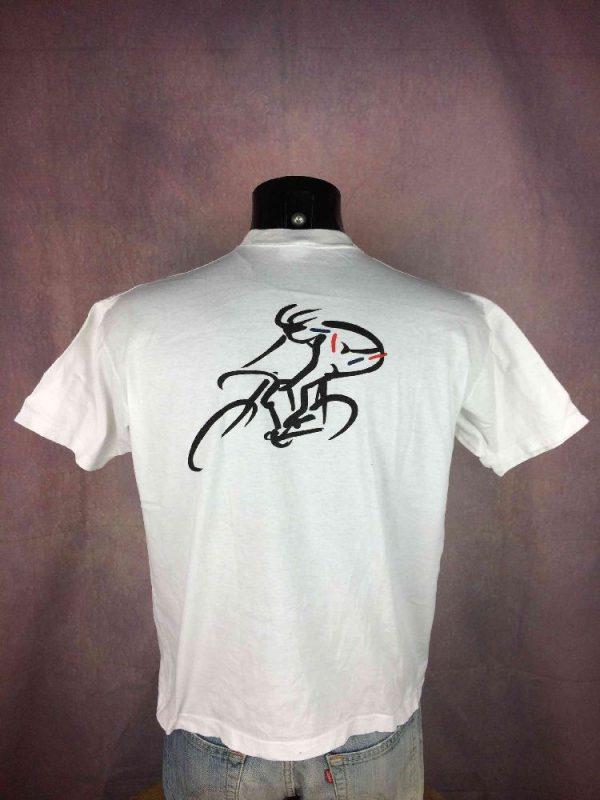 LA FRANCAISE DES JEUX Team T-Shirt Vintage - Gabba Vintage
