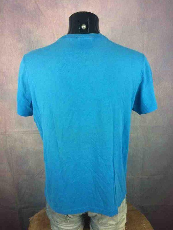 LACOSTE Sport T Shirt Devanlay Vintage 00s Gabba Vintage 4 - LACOSTE Sport T-Shirt Devanlay Vintage 00s