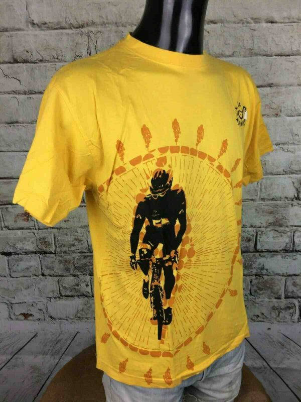 LE TOUR DE FRANCE Chrono T Shirt Official Gabba Vintage 2 1 - LE TOUR DE FRANCE ChronoT-Shirt Official