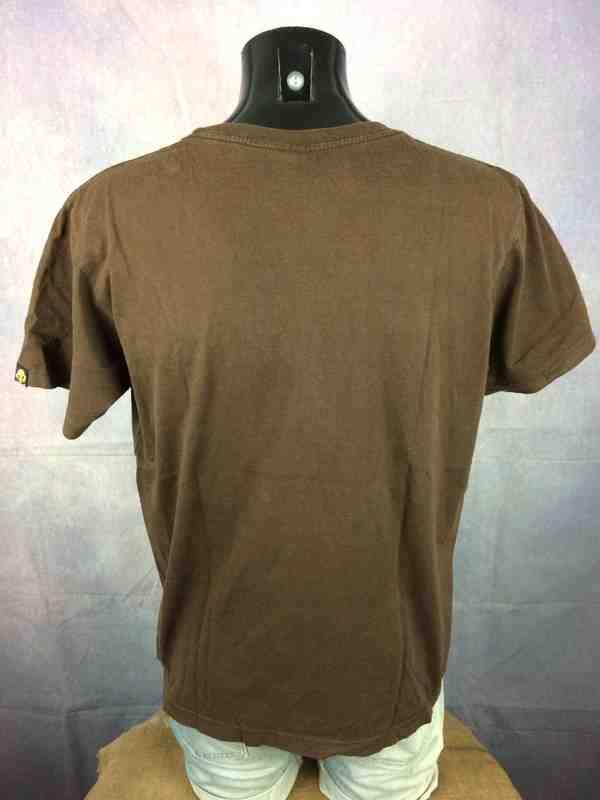MALCOM X T Shirt Liberate Vintage 00s Africa Gabba Vintage 1 - MALCOM X T-Shirt Liberate Vintage 00s Africa