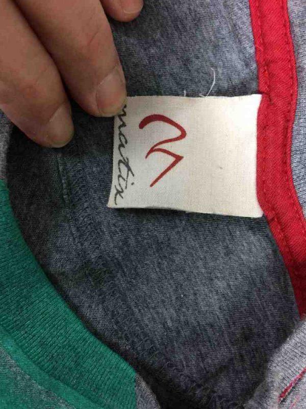 MATIX T Shirt Vintage 90s Made in USA Skate Gabba Vintage 1 - MATIX T-Shirt Vintage 90s Made in USA Skate