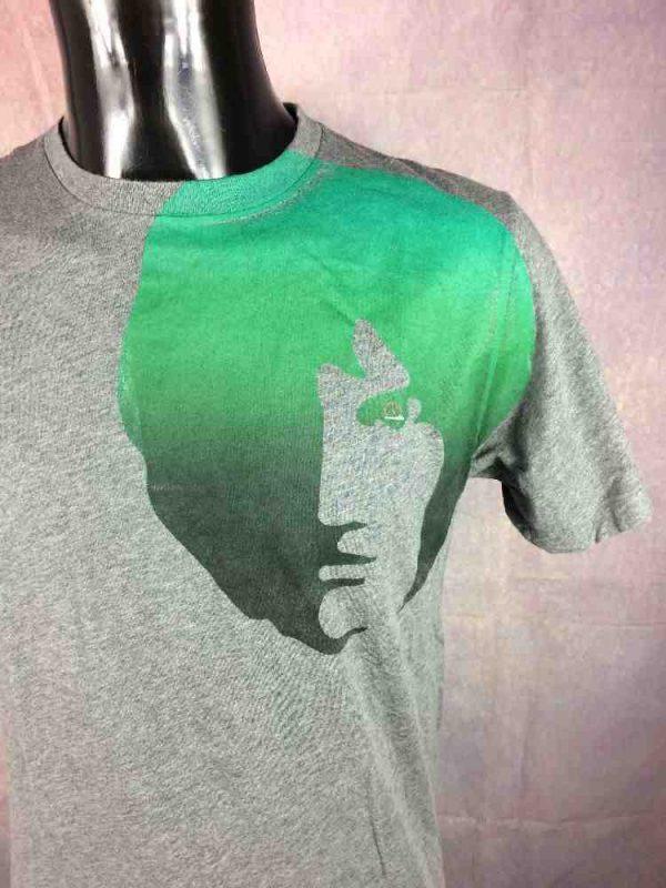 MATIX T-Shirt Vintage 90s Made in USA Skate - Gabba Vintage (3)