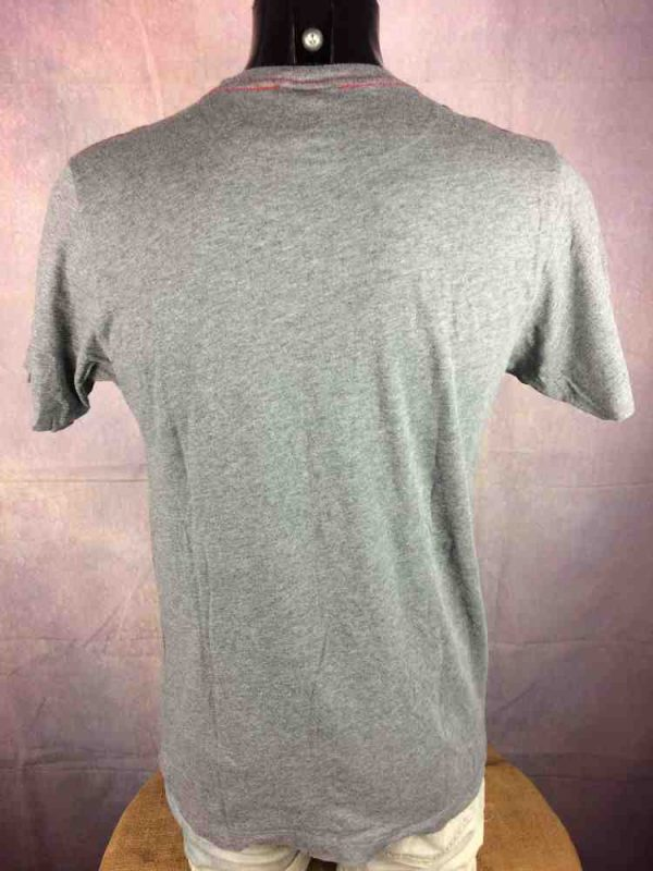 MATIX T Shirt Vintage 90s Made in USA Skate Gabba Vintage 4 - MATIX T-Shirt Vintage 90s Made in USA Skate