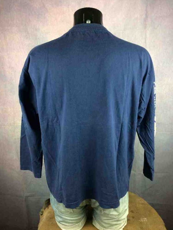 MBK T Shirt Vintage 1996 Booster Track Rare Gabba Vintage 5 - MBK T-Shirt Vintage 1996 Booster Track Rare