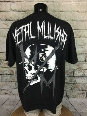METAL MULISHA T-Shirt MM Thrash Motocross - Gabba Vintage (1)