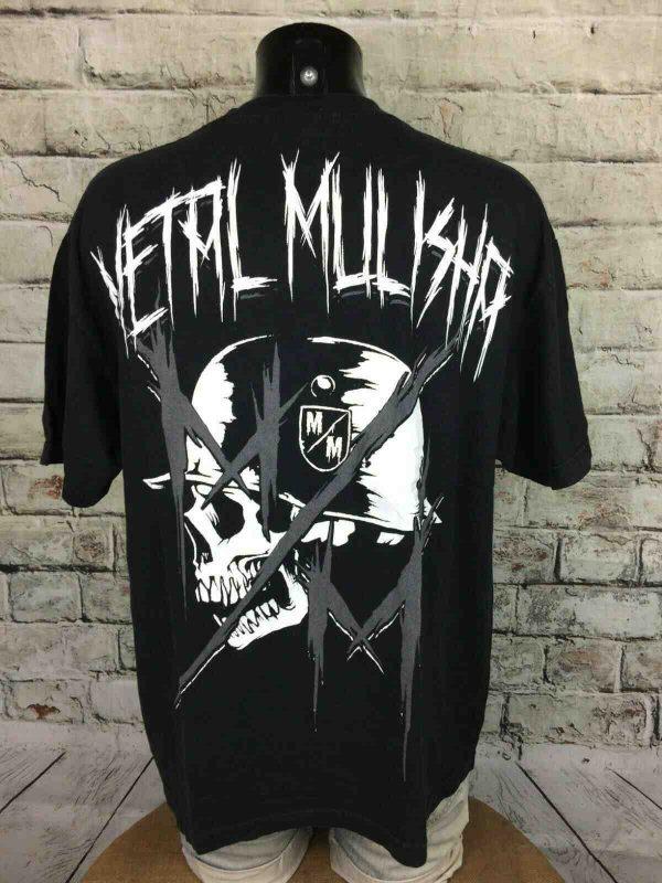 METAL MULISHA T-Shirt MM Thrash Motocross - Gabba Vintage (1)