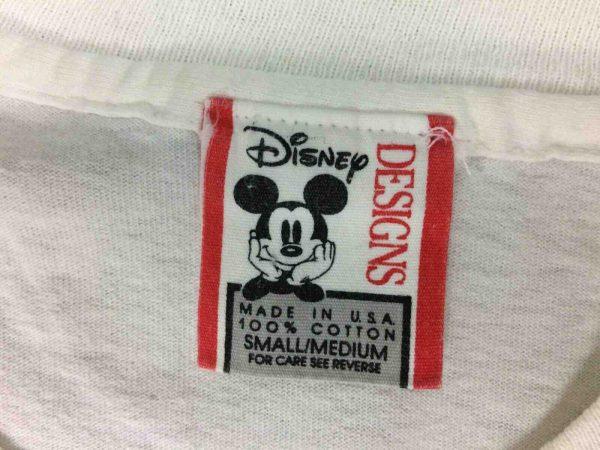 MICKEY Designs T Shirt Disney Vintage 90s Gabba Vintage 3 - MICKEY Designs T-Shirt Disney Vintage 90s