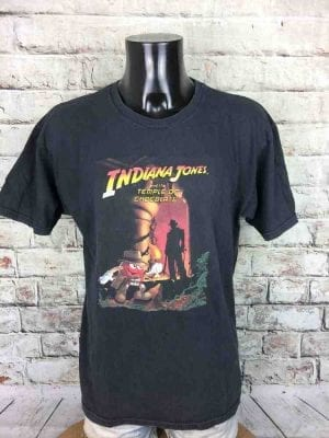M&M'S World T-Shirt Indiana Jones Official - Gabba Vintage