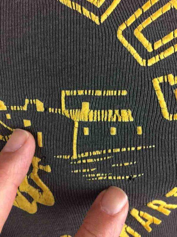 MOTO CLUB ROQUEBRUNE CAP MARTIN T Shirt 80s Gabba Vintage 5 - MOTO CLUB ROQUEBRUNE CAP MARTIN T-Shirt 80s